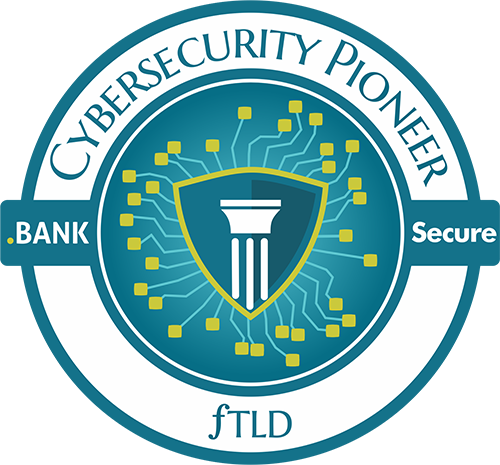 Cybersecurity Pioneer Logo